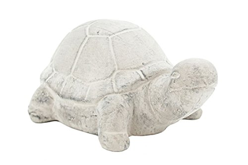 1pce Cement Turtle/Tortoise Statue for Home & Garden Disp...