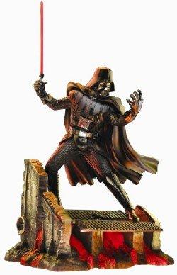Star Wars Cinemascape Darth Vader Statue