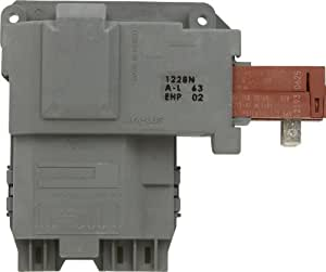 Electrolux 131763202 Washer Door Lock and Switch