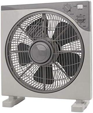 Vanguard Hydroponics Box Fan - Ventilador de circulación: Amazon ...