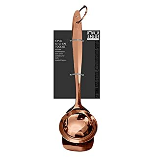 nu steel S/S TOOL S/5 1.5 MM COPPER FINISH, Shiny