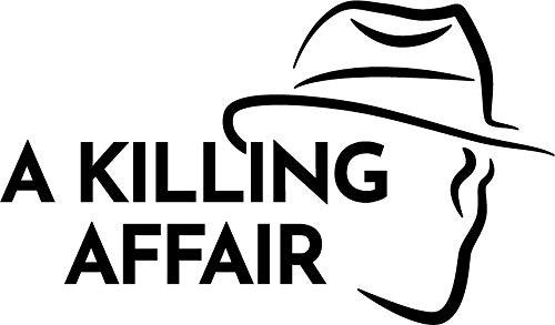 Murder Mystery Game A Killing Affair 1 of 5