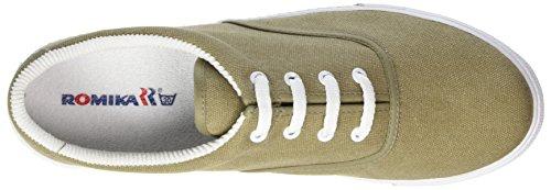 Grün Bootsportschuhe Oliv Soling Romika Damen 20001 p1aI8
