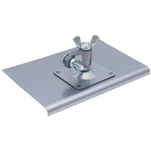 MARSHALLTOWN The Premier Line 124 3/8-Inch Radius, 1/2-Inch Lip 9-Inch by 6-Inch Stainless Steel Walking Edger