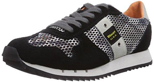 Ruth Basses Noir 1a Femme Sneakers 999 Blauer 1gdqw7p7