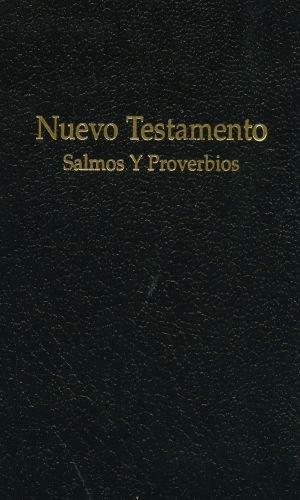 Spanish Vest-Pocket New Testament with Psalms and Proverbs RVR 1960: Reina Valera Revisada 1960