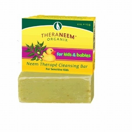 Kids & Babies Soap Bar Organix South 4 oz Bar Soap Marigold Oil Bar Soaps