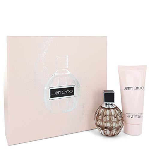 Jímmy Choó Gift Set - 2 oz Eau De Parfum Spray + 3.3 oz Body Lotion