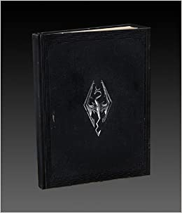 Elder Scrolls Concept Art Book