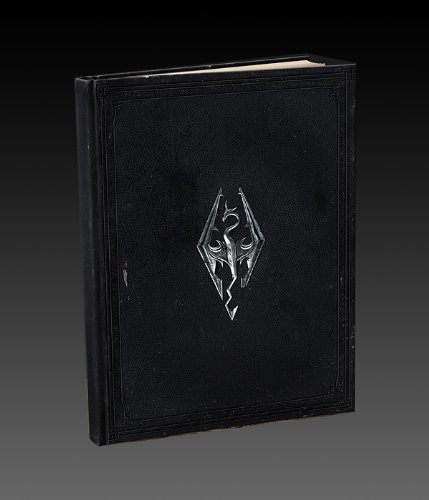Image of Elder Scrolls V: Skyrim Collectors Edition Artbook - 200 Page