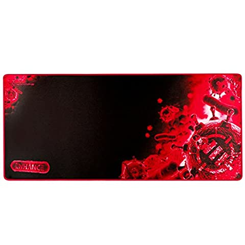 ENHANCE GX-MP2 Extended Gaming Mouse Pad - XL Mouse Mat (31.5