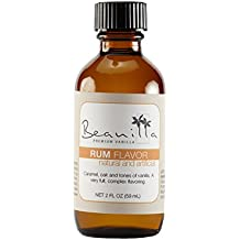 Natural & Artificial Rum Flavor - 2 fl oz