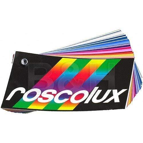 Rosco Roscolux Designer Color Selector Swatchbook - 3 x 6