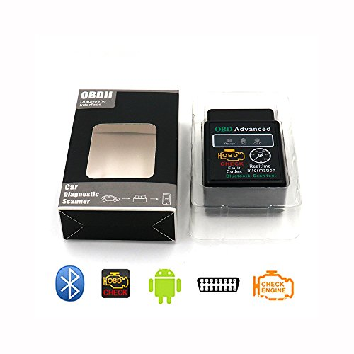 XUENUOS Bluedriver Bluetooth Professional OBD2 Scan Tool for iPhone iPad - Tool Scan Kit Obd2