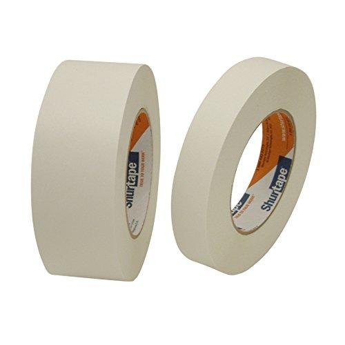 Shurtape FP-227/WI160 FP-227 Flatback Paper Tape: 1″ x 60 yd, White