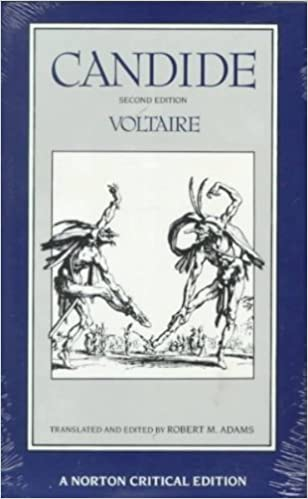 candide or optimism a new translation backgrounds criticism  candide or optimism a new translation backgrounds criticism voltaire robert martin adams 9780393960587 com books