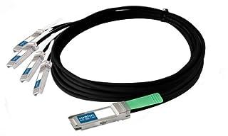 5m 40gbase-Cr4 Qsfp+/4xsfp+ Dac Breakout Passive Copper Cable Cisco (B00AFP0A2I) | Amazon price tracker / tracking, Amazon price history charts, Amazon price watches, Amazon price drop alerts