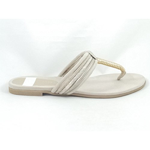 Marco Tozzi - Sandalias de vestir para mujer beige beige