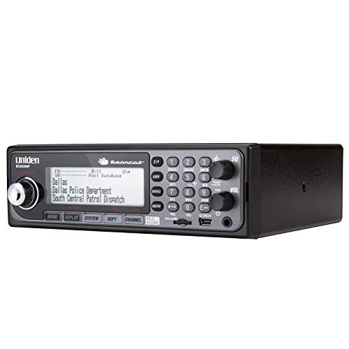 Uniden BCD536HP HomePatrol Series Digital Phase Scanner HPDB and Wi-Fi. Programming, V, Emergency/Weather Covers Canada.