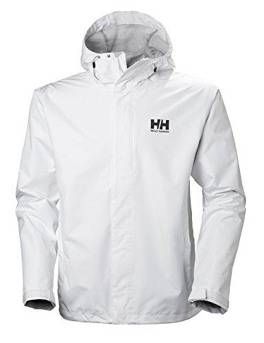 Helly Hansen Men's Seven Junior Jacket, White, X-Large by Helly Hansen