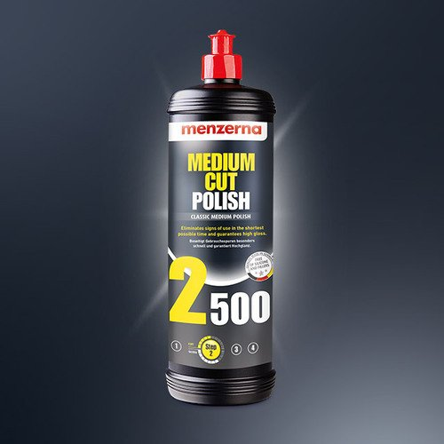Menzerna MCP2500 Medium Cut Polish 2500, 8 oz.
