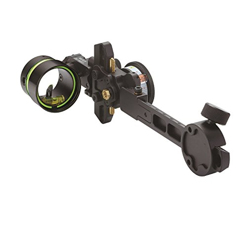 - HHA Sports TE-5519 Optimizer Lite King Pin (Tournament) .019 Sight, Black