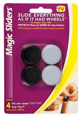 Grip Tip Magic Sliders-As Seen On TV (Pack of 3) Magic Sliders L P