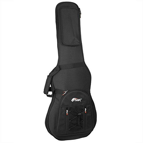 Tiger Electric Guitar Gig Bag - Premier Padded Carry Case