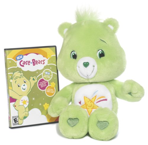 Oopsy Bear Care (Care Bears 13-Inch Plush Oopsy with DVD)