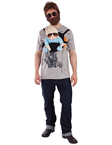 Alan Costume Hangover (Orion Costumes Mens The Hangover Alan Set Fancy Dress Costume)