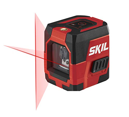 SKIL Self-Leveling Red Cross Line Laser – LL932301