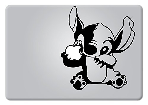Stitch Experiment 626 Lilo & Stitch Disney Apple Macbook Decal Vinyl Sticker Apple Mac Air Pro Retina Laptop sticker (Disney Decals For Macbook Pro compare prices)