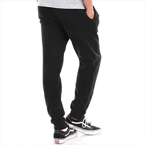 ジョギングパンツ 対する 男性, 家居 綿の 長ズボン