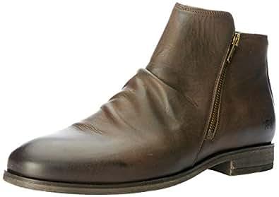 Wild Rhino Men's Bana Shoes, Dark Brown, 8 AU (42 EU)