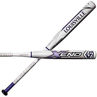 Louisville Slugger 2018 Xeno -10 Fast Pitch Bat, 30/20 oz
