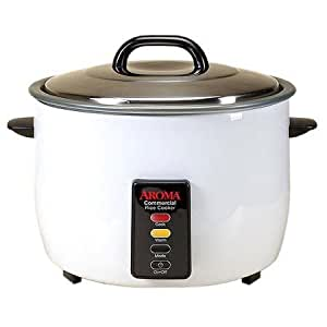 Amazon.com: Aroma Commercial 60-Cup Rice Cooker: Kitchen