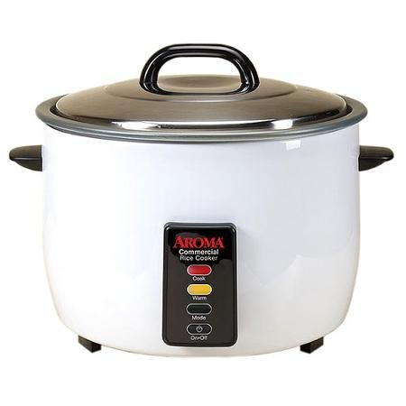 Aroma ARC-1033E Commercial 60-Cup Rice Cooker