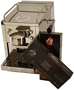 La Barista de Ethical Coffee - Cafetera de cápsulas compatibles ...