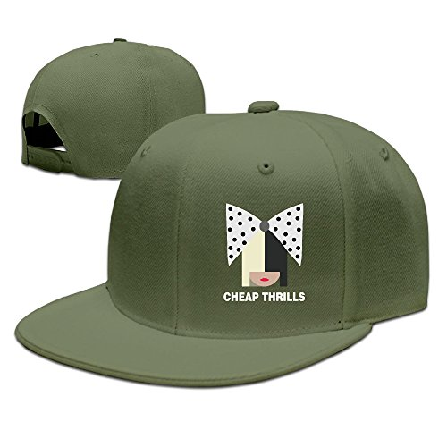 VYily This Is Acting 2016- Cheap Thrills CT Baseball Caps For Men & Women ForestGreen