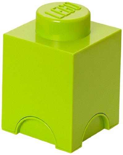 LEGO Friends Storage Brick Green