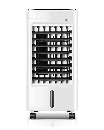 Air Cooler PANGPANGDEDIAN Air Conditioner Fan Chiller Household Dormitories Fan Humidification Air-Conditioner Small Mobile Water-Cooled Air Conditioner