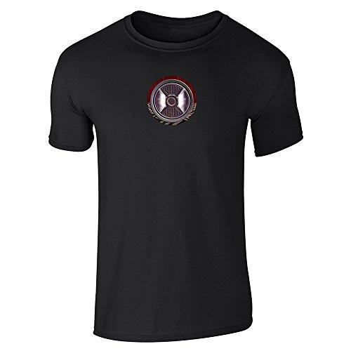 Pop Threads - Camiseta - para hombre negro