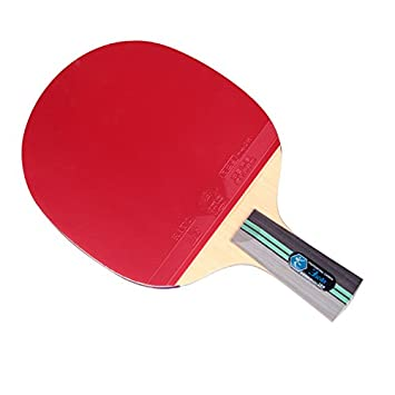 Affton Horizontal Grip And Straight Grip Table Tennis Racket Pingpong  Pimples In Rackets Long Holder And