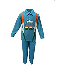 KFD Big Boy's India Cricket Team Fancy Dress National Hero Costume For Independence Day