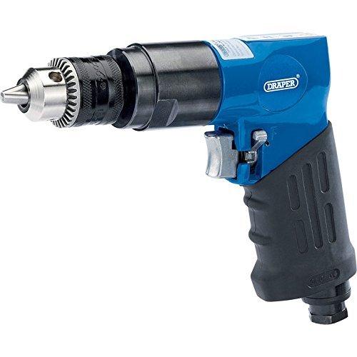 Draper Tools 28829 Umkehrbare Luftbohrmaschine mit Kranzbohrfutter, 10 mm Draper Tools Ltd.