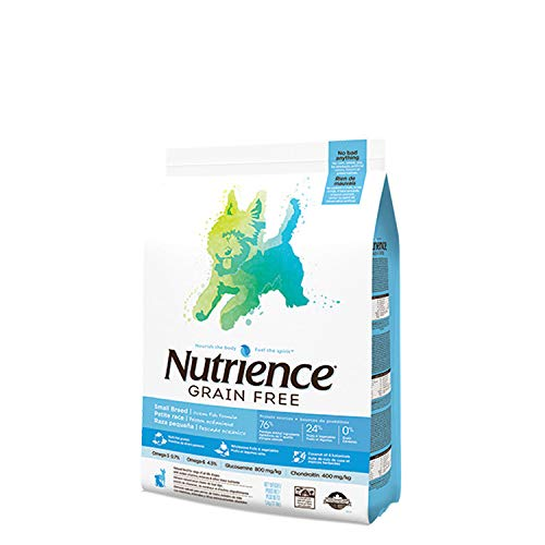 5kg (11lb) Nutrience GF Ocean Fish SB Dog Food (11lb)