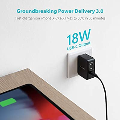 Amazon.com: RAVPower - Cargador de pared con 3 puertos USB ...