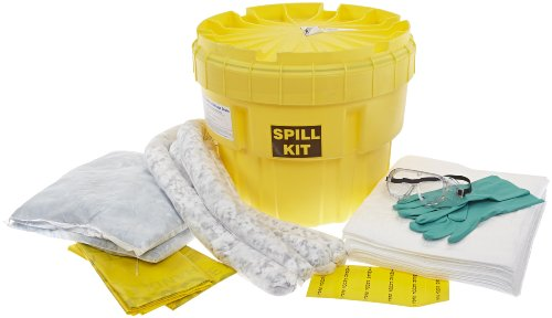 SpillTech SPKO-20 43 Piece Oil-Only 20 gallon Spill Kit by SpillTech