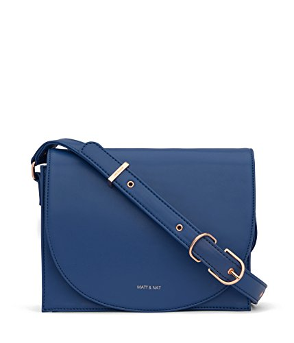 Nat Calla Loom amp; Mystic Handbag Matt Blue Collection wS5Tcq5P4