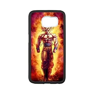 Dragon Ball Z GT AF Super Saiyan Son Goku Custom Case Cover for SamSung Galaxy Note4 (Laser Technology)